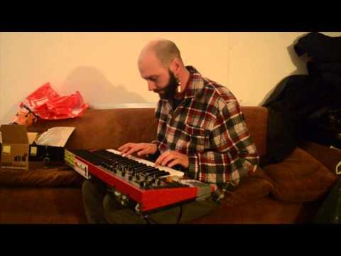 Behind the Music, ft. David Schmoll