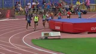 3000м с/п Мужчины - 2 финал, Чемпионат России 2014