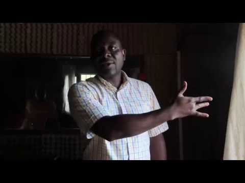 Community radio - an information lifeline for people in Mozambique.