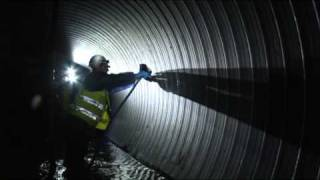 Interflow  - NGRS Project - Worlds largest spiral wound pipe renewal