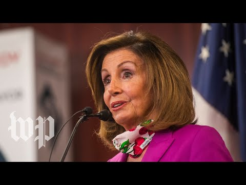WATCH: House Democratic leader Nancy Pelosi holds news conference