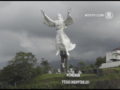 Menilik Keindahan Kota Manado Sulawesi Utara