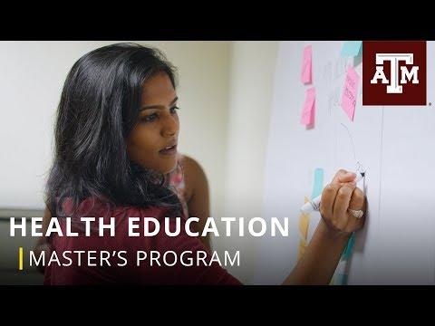 master's-program:-health-education