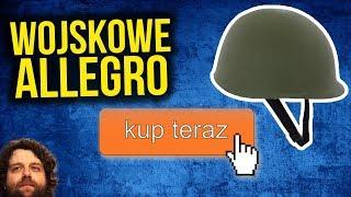 Wojskowe Allegro w Polsce - Armia Otwiera Serwis Aukcyjny DLA CYWILI - Komentator
