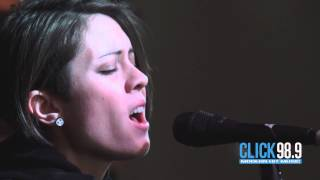 Click 98.9 Acoustic Lounge: Tegan and Sara