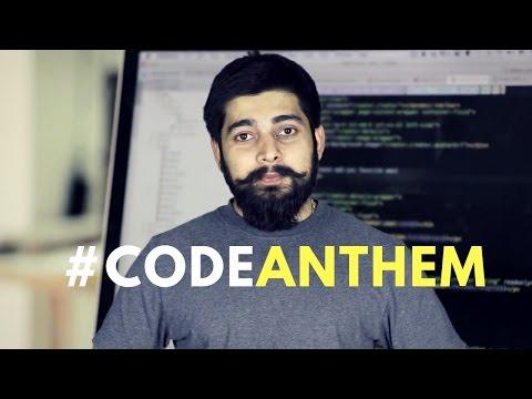 Code Anthem - Inside a coders mind