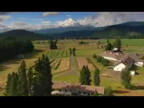 Nutrilite's Organic Farm- Trout Lake, Washington