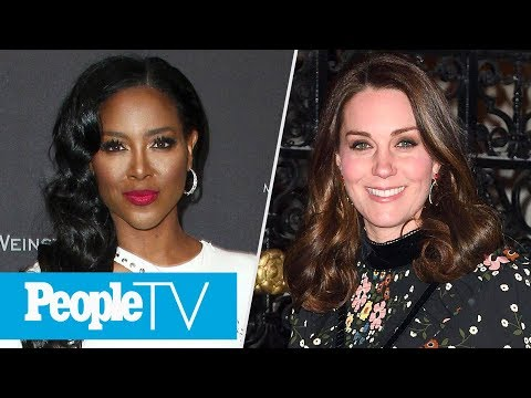 Countdown To Royal Baby #3 Begins, 'RHOA' Star Kenya Moore Is Expecting First Child | PeopleTV