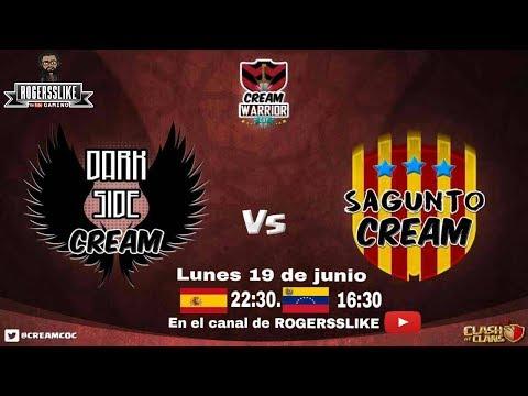 CREAM WARRIOR CUP EN DIRECTO   GUERRA TOP DE TH11 EN DIRECTO   Rogersslike Clash of Clans
