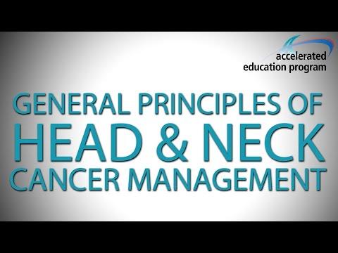 General Principles of Head & Neck Cancer Management - Dr. Brian O'Sullivan