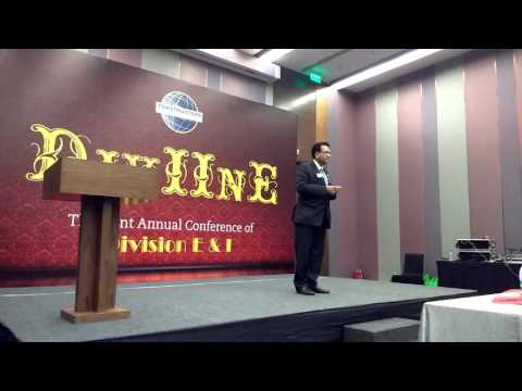 Raj Kumar Bansal at Divine