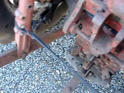 1971 International Harvestor 454 Diesel Tractor YouTube – International Harvester 454 Series Wiring Diagrams