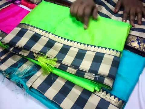 Single saree RS 450&550 in Madurai 📳 9047628312
