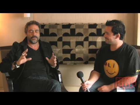 WATCHMEN Interview; Jeffery Dean Morgan - Blunty3000