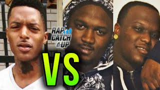 FBG CASH VS KILLA KELLZ & SMYLEZ: TWITTER BEEF