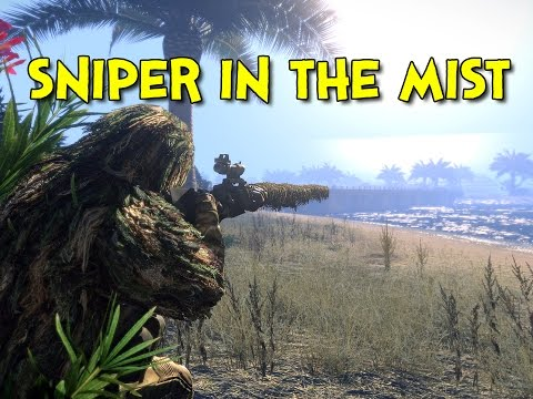 SNIPER IN THE MIST! - Arma 3: Battle Royale (Wake Island)
