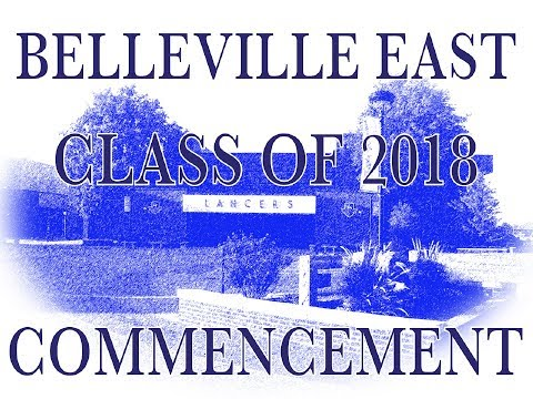 Belleville East 2018 Graduation