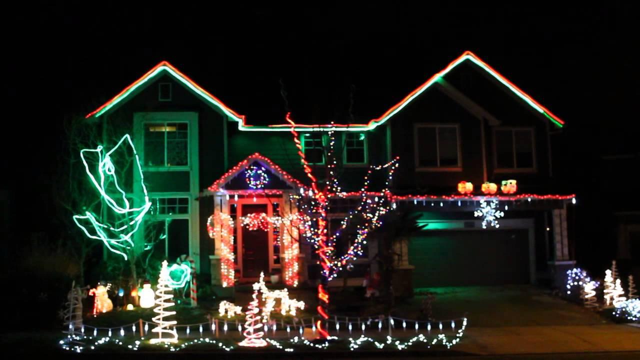 ge mr christmas lights sounds of christmas lights tualatin 2014 nik rachel