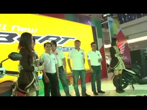 Launching All New Honda BeAT eSP (SOLO)