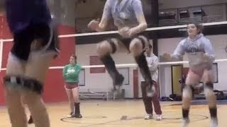 Volleyball Training | Increase Vertical Jump