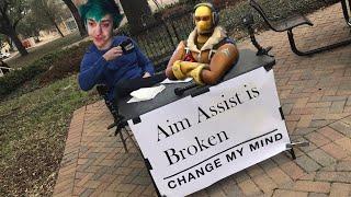 Aim Assist Jutsu