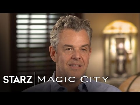 Magic City  Magic City on Ben Diamond  STARZ