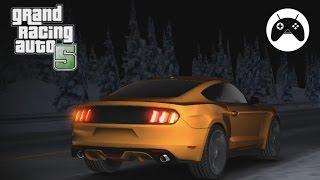 GRAND RACING AUTO 5 Android Gameplay screenshot 2