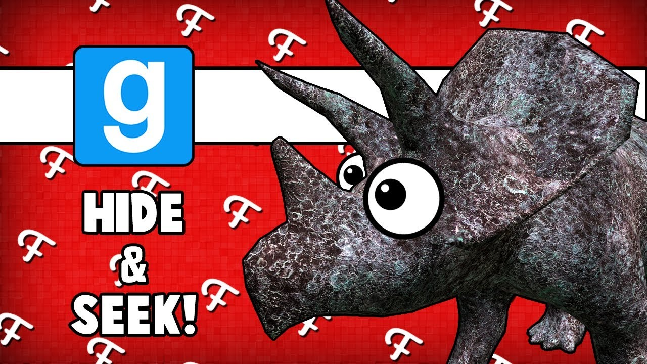 Gmod: Museum Map, Dinosaur & Space Planets! (Garry\'s Mod Hide & Seek -  Comedy Gaming)