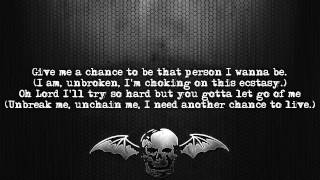 Avenged Sevenfold - Afterlife [Lyrics on screen] [Full HD]