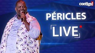 Péricles em entrevista ao vivo para CONTIGO!