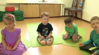 Vaikų joga