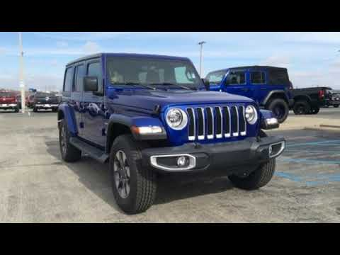2019 Jeep Wrangler Noblesville - Indianapolis, IN #19J339