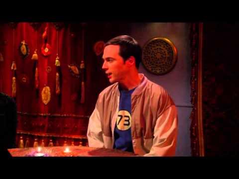 The Big Bang Theory - Sheldon y penny visitan a una adivina (ESPAÑOL)