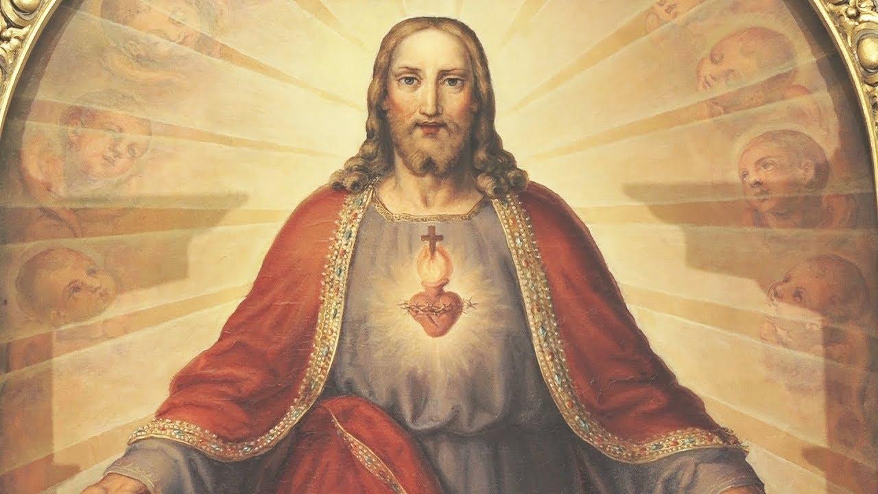 Vjera i nada - Presveto Srce Isusovo - p. Dalibor Renić - YouTube