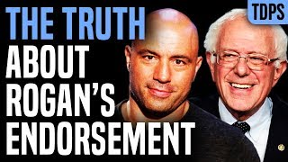 Joe Rogan Bernie Drama Exposes the Worst of the Left