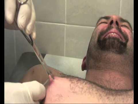 Mann brustwarzenpiercing Nippelpiercing günstig