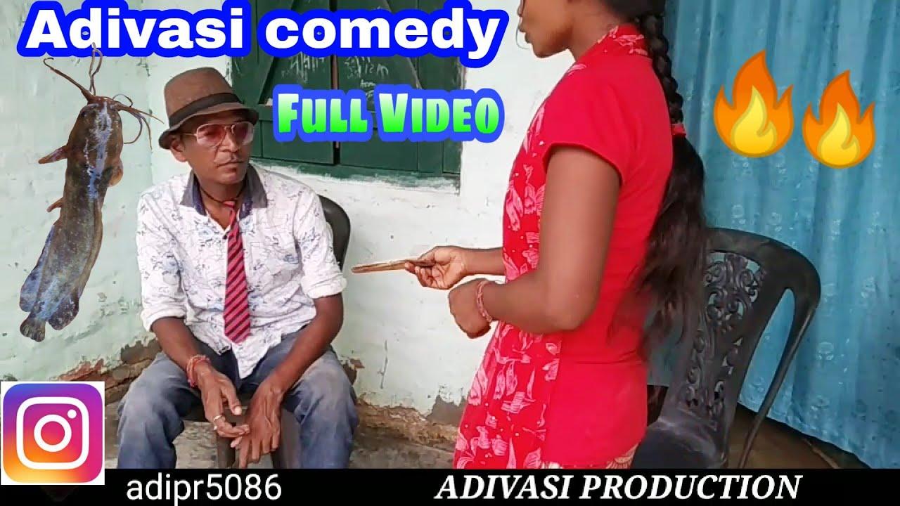 🔥adibasi full comedy video 😂🤣🤣