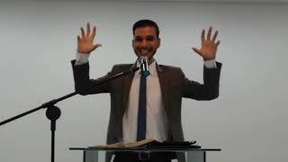 Pregação em Jonas 1.1-17. Pr. Christopher Vicente.