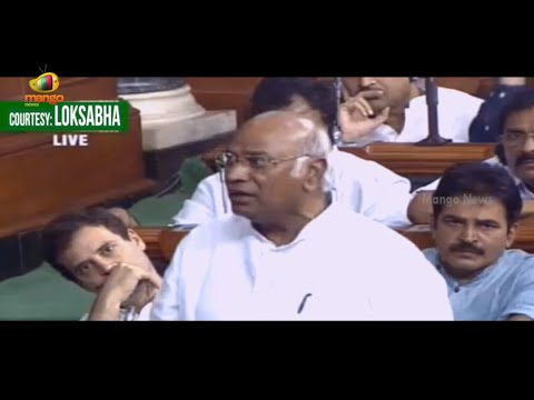 Mallikarjuna Kharge Says, 80 Percent of BJP Leaders Has Worked For Congress Party | Lok Sabha