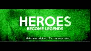 Dance ke Legend full audio song with Lyrics - HERO - HD