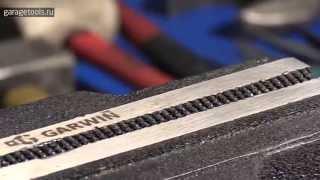 Тиски слесарные, испытание кувалдой(Компания Garwin обновила линейку своих профессиональных слесарных тисков, выпустив сразу четыре новые позици..., 2015-04-03T09:36:03.000Z)