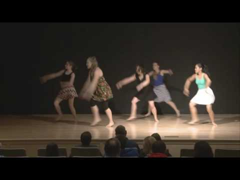 """World Dance Routine (Adv/Beg): """"African Drums"""" By African Tribal Orchestra"""