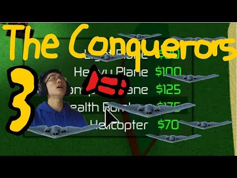 ROBLOX The Conquerors 3 - THE MOST UNDERRATED UNIT ...