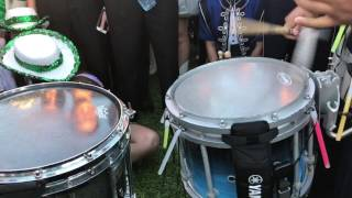 CRAZY DRUM BATTLE!