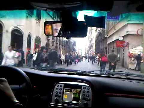 Italian Cab Driver (Rome)