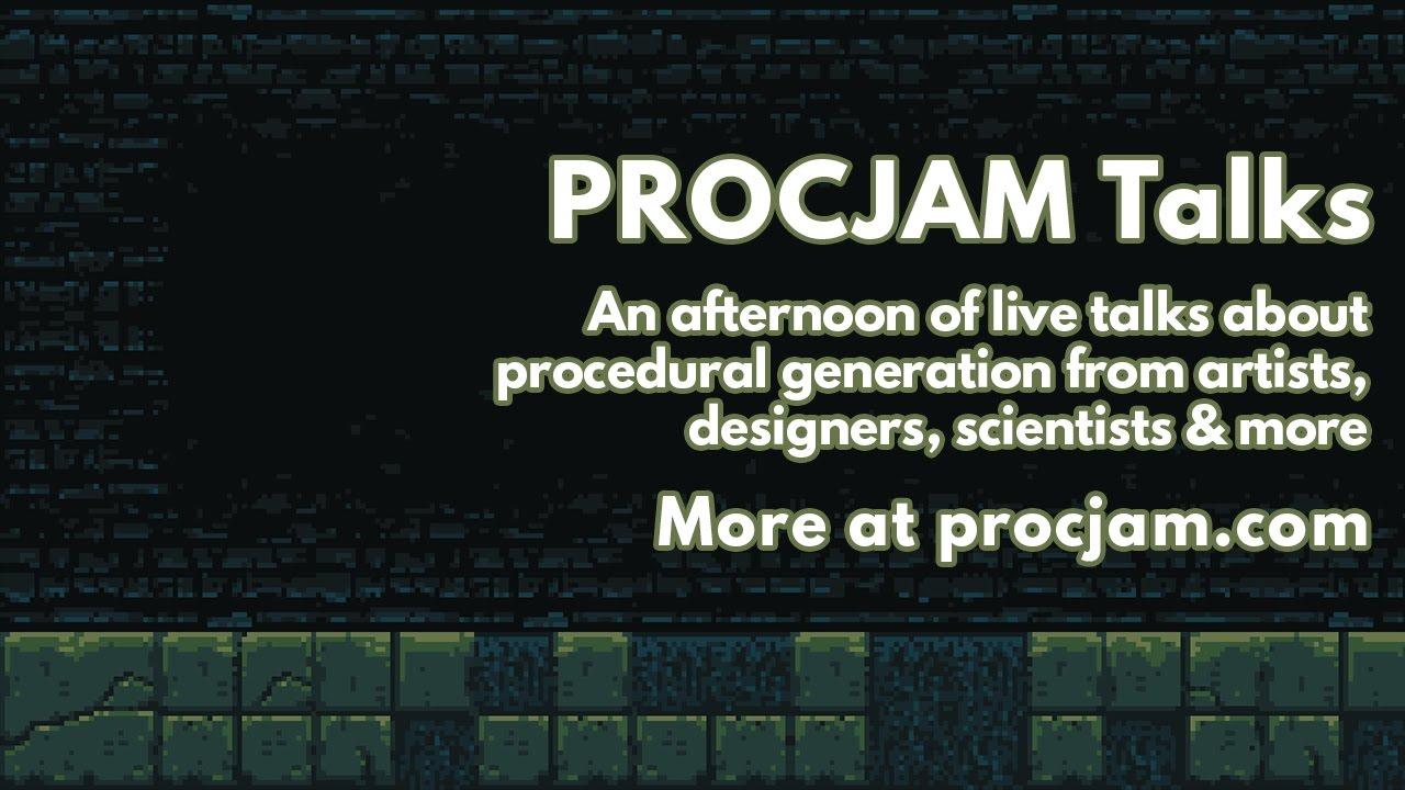 Procedural Generation Jam 2016 - itch io