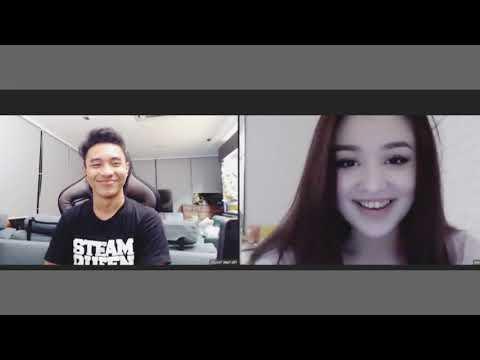 Fiki Naki akan pergi ke kazakhstan untuk bertemu daiyana-ome tv internasional
