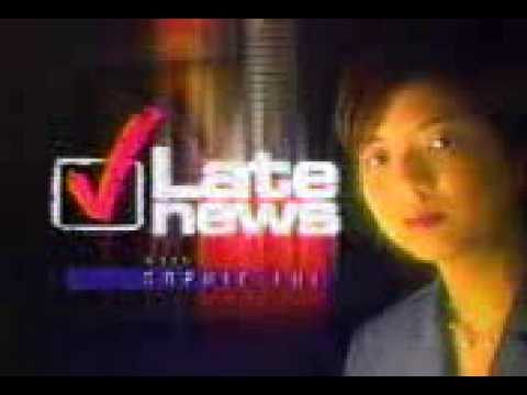 Last CHEK-TV Late News - Opening August 31, 2001