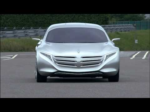 Mercedes-Benz F 125! research vehicle...