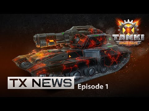 TX News. Episode #1